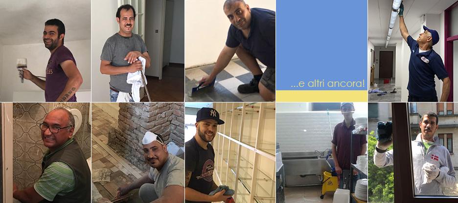 staff impresa di pulizie soliman